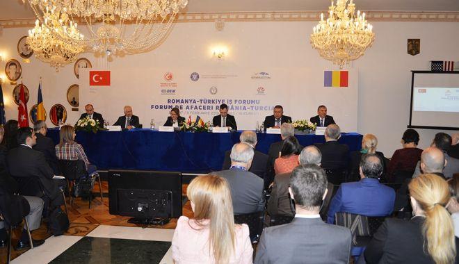 Foto: Mihai Daraban: Schimburile comerciale dintre România și Turcia trebuie să crească la 10 miliarde de euro
