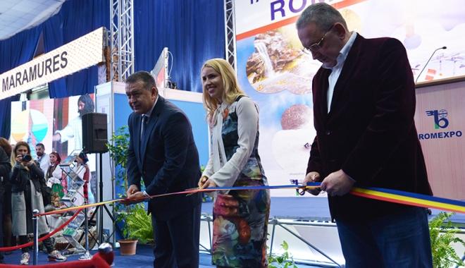 Mihai Daraban a deschis oficial Târgul de Turism al României - mihaidarabantarg4-1510855217.jpg