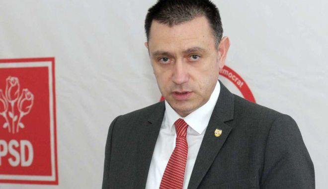 Foto: Ministrul Fifor: Eventuala suspendare  a președintelui  va fi discutată  în Coaliție