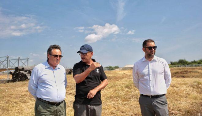 """Preşedintele CJC, Mihai Lupu: """"La Capidava avem în vedere punerea în valoare a patrimoniului arheologic"""" - mihailupucapidava-1628097270.jpg"""