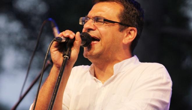 Foto: Mihai Mărgineanu, în concert la Doors Club