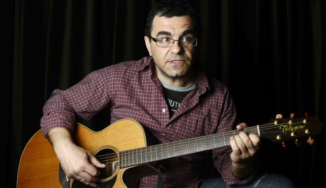 Foto: Mihai Mărgineanu, concert  la Harlequin