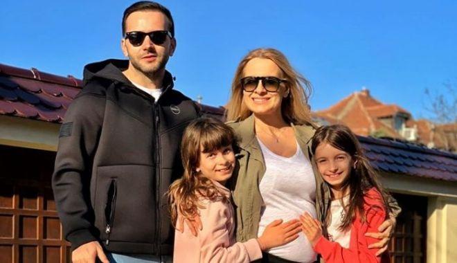 Foto: Mihai Morar va deveni tată pentru a treia oară