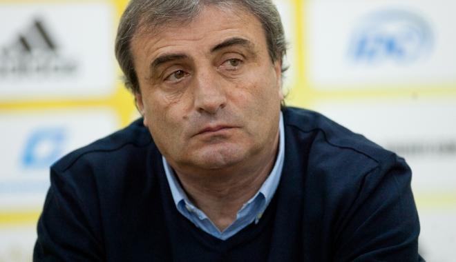 Foto: FOTBAL / Mihai Stoichiţă, ales de Comitetul Executiv al FRF ca preşedinte al Comisiei Tehnice