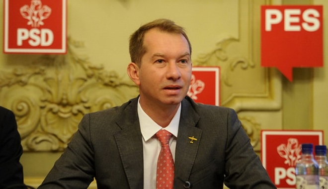 Foto: Mihai Sturzu s-a înscris în PRU