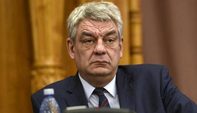 Foto: Anunţul premierului Tudose despre salariul minim pe economie