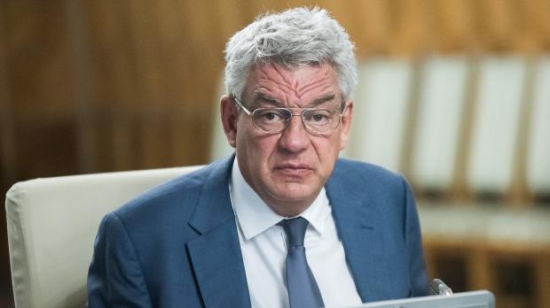 Foto: Mihai Tudose se va duce personal cu demisia la Palatul Cotroceni