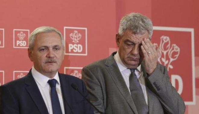 Foto: CEx PSD se întruneşte azi pentru a nominaliza un nou premier după demisia lui Tudose. Dragnea: Se pare că am mână foarte proastă