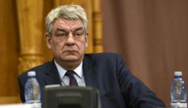 Foto: Mihai Tudose, dus de urgenţă la spital. Fostul premier ar fi suferit un infarct