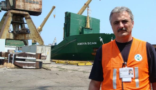 Foto: Contracte de muncă mai bune pentru navigatorii români