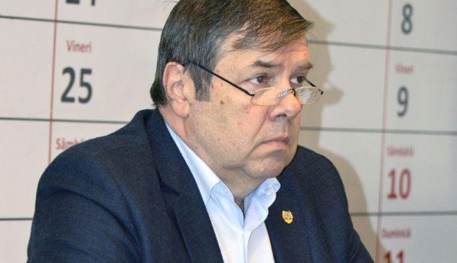 Foto: Senatorul constănțean Ștefan Mihu,  de la PSD, cere explicații premierului