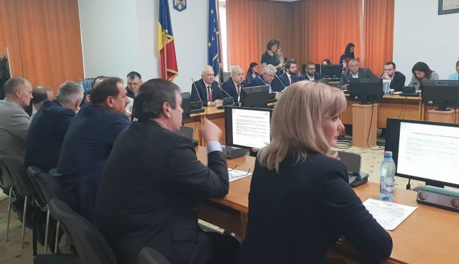"""Foto: Senatorul Ștefan Mihu: """"Aeroportul Kogălniceanu va beneficia de investiţii în modernizare"""""""
