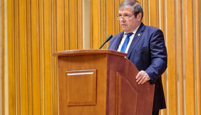 """Foto: Senatorul Ștefan Mihu, de la PSD Constanța:  """"Centenarul Marii Uniri, un prilej de bilanț"""""""