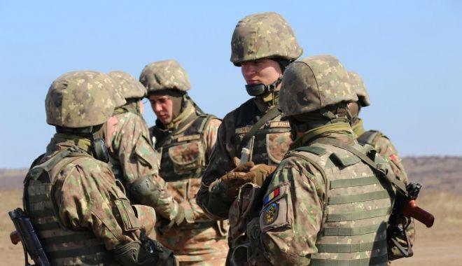 Foto: Militari români şi străini, perfecţionare în cadrul exerciţiului Platinum Eagle