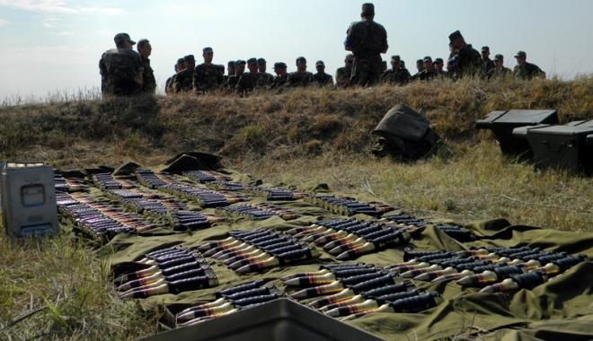 Militarii americani şi români au luat cu asalt Capul Midia - militarii1-1489934480.jpg
