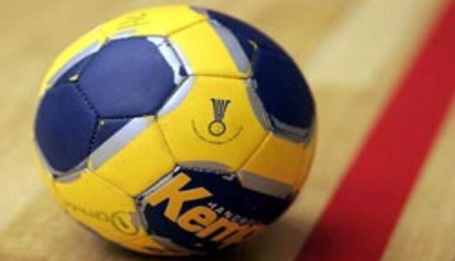 Foto: Handbal, Liga Campionilor / HCM Constanţa a pierdut meciul de la St. Petersburg
