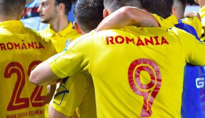 Foto: Minifotbal / România s-a calificat în finala EURO 2018