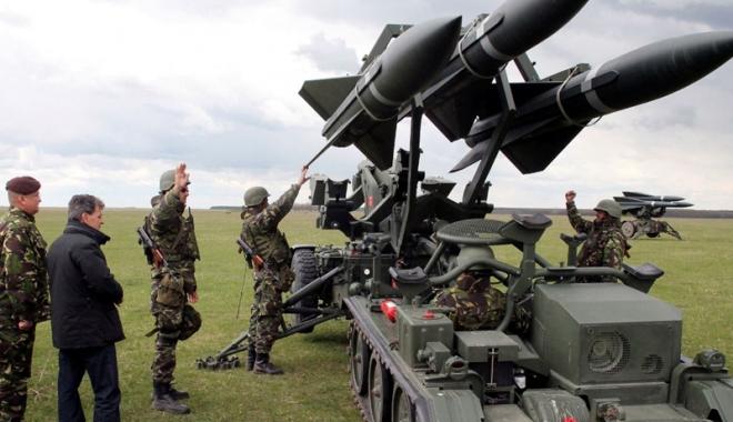 Foto: Armata se dotează! Rachete şi radare de peste 500 milioane de lei
