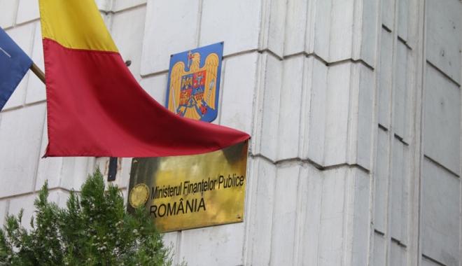 Foto: Ministerul Finanţelor nu mai găseşte bani ieftini pe piaţa monetară