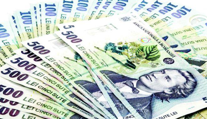 Foto: Ministerul Finanţelor a atras circa 490 milioane de lei de la bănci