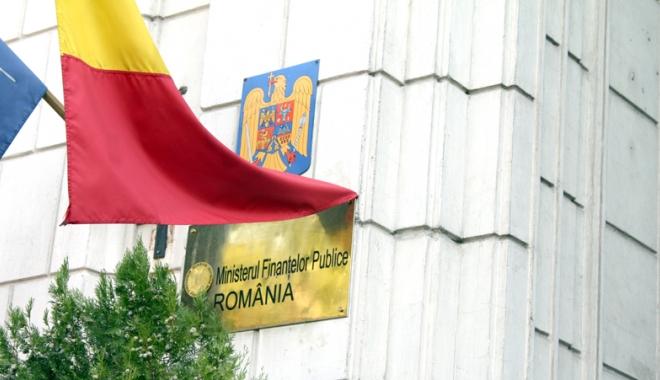 Foto: Ministerul de Finanțe s-a opus anulării unor obligații fiscale
