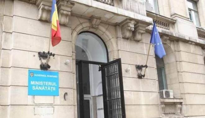Foto: SCHIMBĂRI IMPORTANTE la Ministerul Sănătăţii