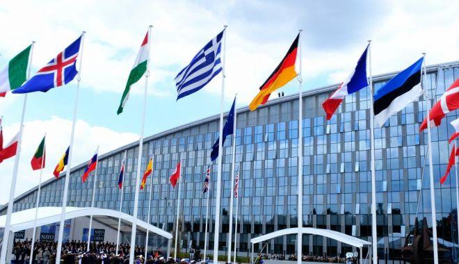 Foto: Miniștrii apărării din țările membre NATO s-au reunit la Bruxelles