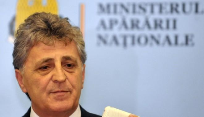 Foto: Mesajul ministrului apărării naţionale cu ocazia Zilei Eroilor