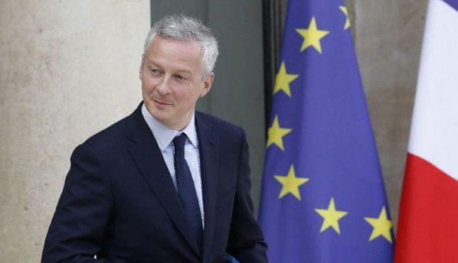 Foto: Ministrul Bruno Le Maire: