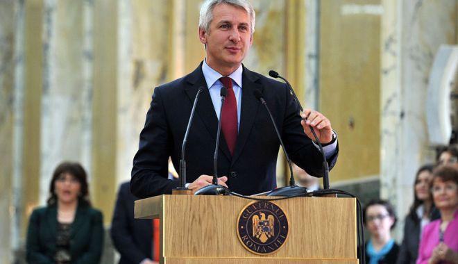 Foto: Ministrul Eugen Teodorovici participă la reuniunea ECOFIN