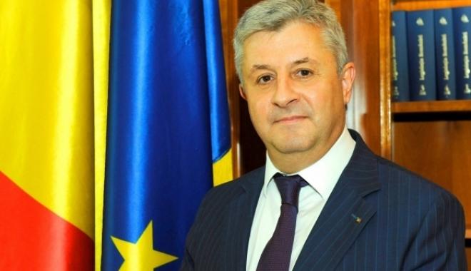 Foto: Ministrul Justiţiei, Florin Iordache, şi-a delegat atribuţiile pentru zece zile
