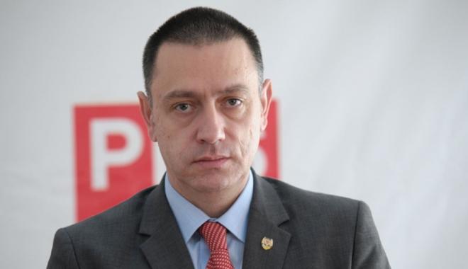 Foto: Ministrul MApN,  Mihai Fifor,  vizită de lucru  la Washington
