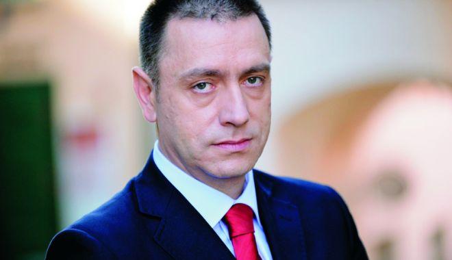 Foto: Ministrul Fifor susține că europarlamentarul Dan Nica a fost amenințat cu moartea