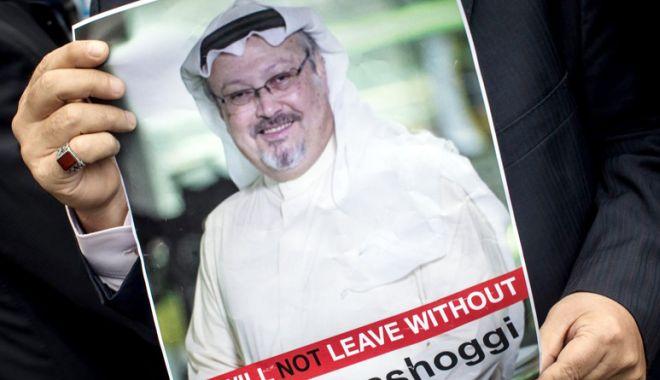 Foto: Ministrul saudit de Externe regretă moartea lui Khashoggi