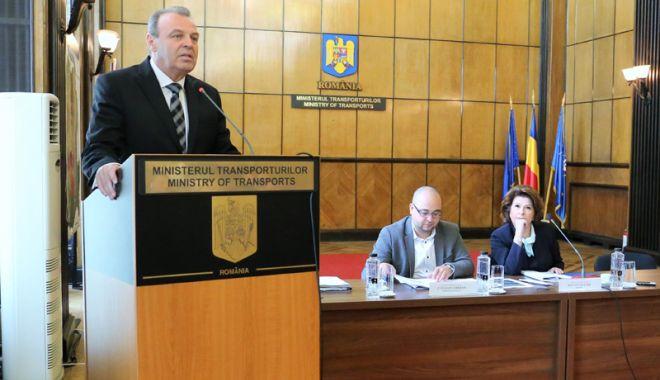 Foto: Ministrul Transporturilor a demisionat