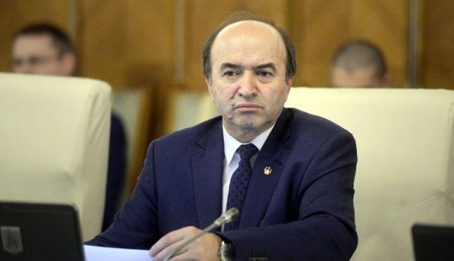 Foto: Ministrul Tudorel Toader propune un memorial electronic al anchetelor și sentințelor nedrepte