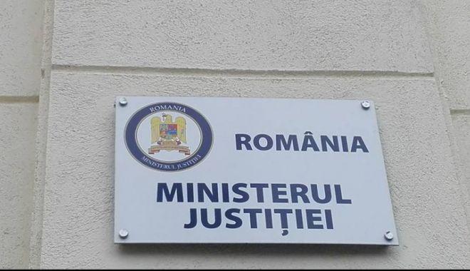 Foto: Ministerul Justiției: OUG privind salariile, posibil neconstituțională