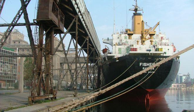 Foto: Miracolul productivității muncii din portul Constanța
