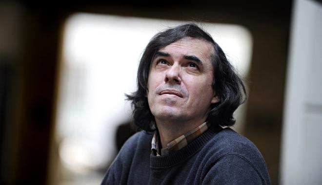 """Foto: Mircea Cărtărescu, premiat de Universitatea """"Ovidius"""""""