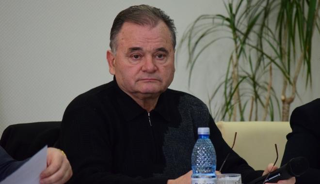 Foto: Mircea Dobre pierde mandatul de consilier local