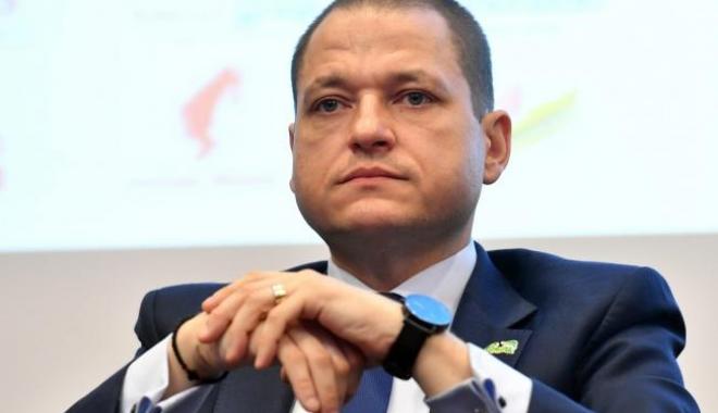 Foto: Ministrul Mircea Dobre, mesaj de susținere pentru premierul Tudose