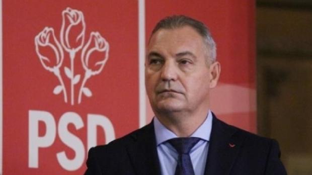 Foto: Mircea Drăghici, trezorierul PSD, audiat la DNA în dosarul subvenţiilor primite de PSD