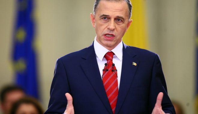Foto: Mircea Geoană, răspuns pentru Viorica Dăncilă, după ce l-a invitat să revină în PSD