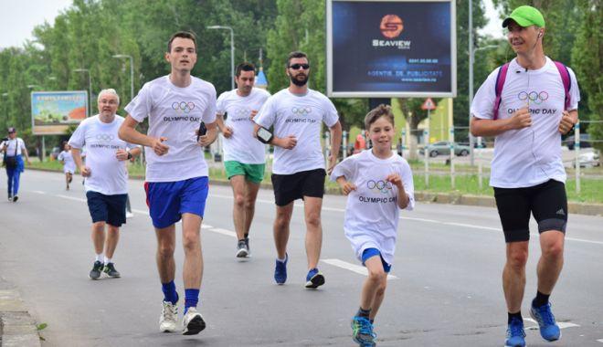 Foto: Mişcare în spirit olimpic! Sâmbătă, invitaţie la cros