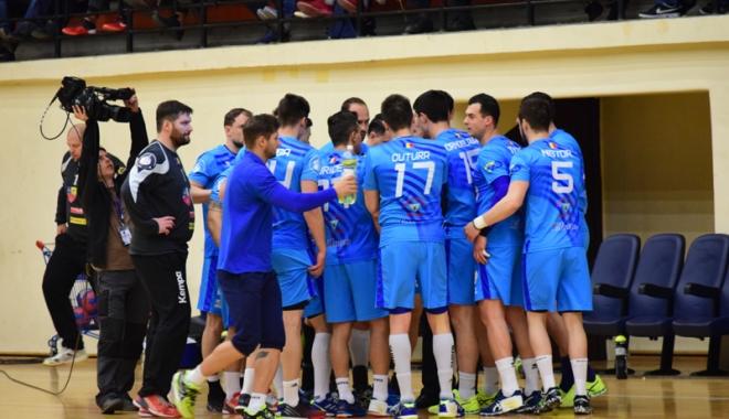 Foto: Misiune dificilă pentru HC Dobrogea Sud, în drumul către grupele EHF