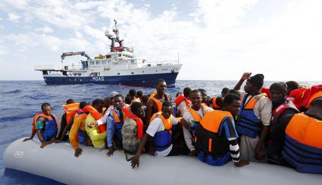 """Foto: Misiunea Sophia. """"Mai multe responsabilităţi din partea statelor UE"""""""
