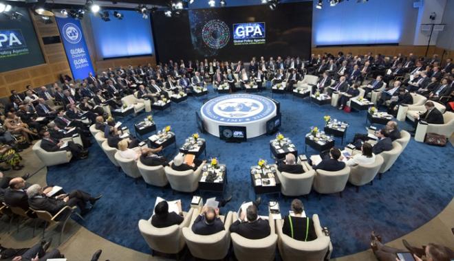 Foto: Misiunea FMI recomandă României să tempereze cheltuielile sociale