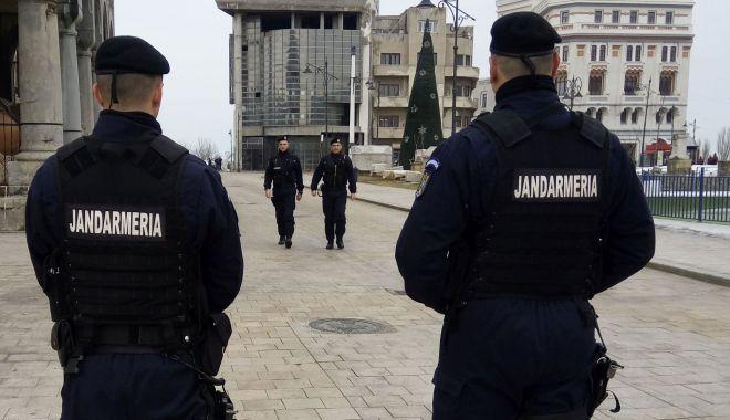 Foto: Misiuni de sezon. Jandarmii, la datorie în acest week-end