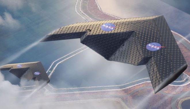 Foto: Invenția NASA ce ar putea revoluționa transportul cu avionul