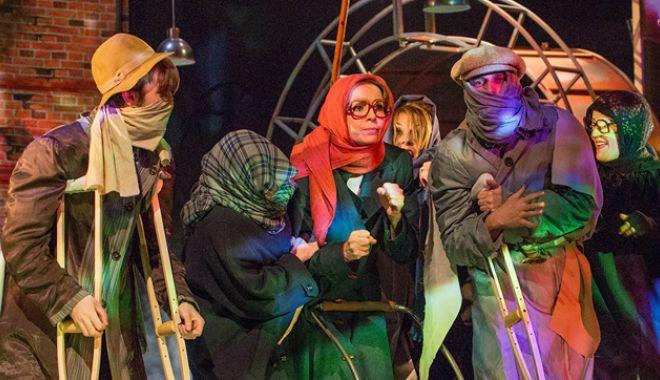 """Foto: Bilanţ de final al Festivalului Internaţional de Teatru """"Miturile Cetăţii"""""""